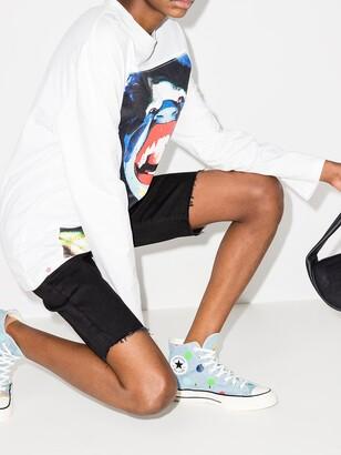 Converse Blue X Tyler The Creator Chuck 70 Sneakers
