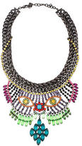 Dannijo Bib Collar Necklace