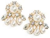 Tasha Women's Crystal Earrings