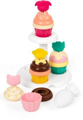Skip Hop Zoo Sort & Stack Cupcake Game