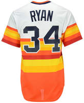 Majestic Reid Ryan Houston Astros Cooperstown Replica Jersey