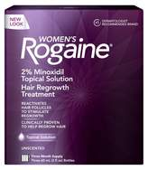 Rogaine Women's Minoxidil Hair Thinning & Loss Treatment Foam - 3 Month