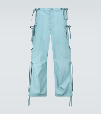 Undercover Cotton cargo pants