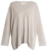 Amanda Wakeley The Hutton V-neck cashmere sweater