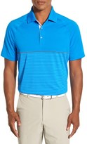 Cutter & Buck Men's 'Junction' Stripe Drytec Polo