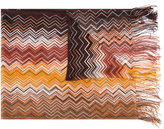 Missoni zigzag fringed scarf - women - Viscose - One Size