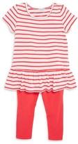 Splendid Girls' Stripe Top & Leggings Set - Sizes 2T-4T
