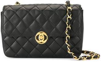 Chanel Pre-Owned 1985-1990 quilted CC shoulder bag