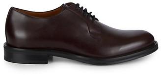 Aquatalia Gage Weatherproof Leather Derby Shoes
