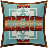 Pendleton Chief Joseph Cushion - Aqua