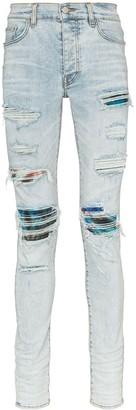 Amiri MX1 skinny distressed jeans