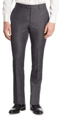 Officine Generale Paul Regular-Fit Wool Pants