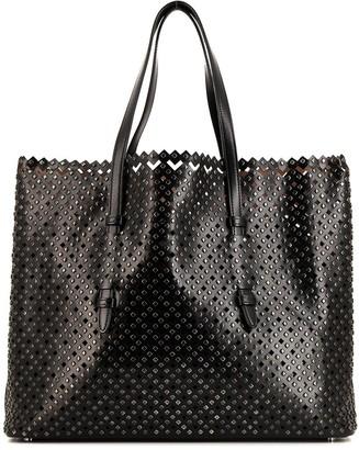 Alaïa Pre-Owned Vienne shopping bag