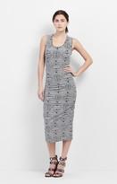 Nicole Miller Kyle Mola Maze Demi Length Dress