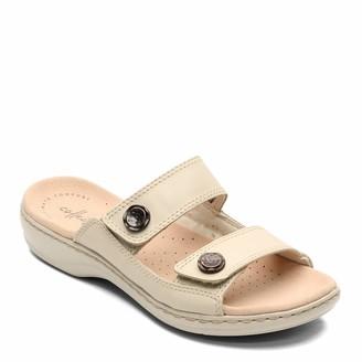 Clarks Women's Leisa Glow Slide Sandal