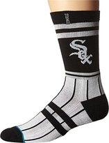 Stance Men's White Sox Crew Sock