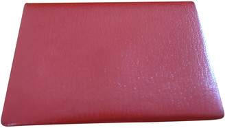 Hermã ̈S HermAs Calvi Red Leather Purses, wallets & cases
