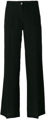 Aspesi straight leg formal trousers