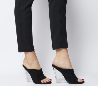 Ego Candy Mules Black