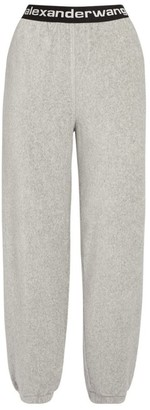 Alexander Wang Logo Tape Sweatpants