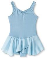 Danz N Motion by Danshuz Danz N Motion® by Danshuz® Girls' Sweetheart Activewear Dress - Lt Blue S(4-6)