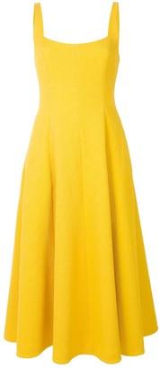 Rebecca Vallance Andie strap midi dress