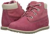 Timberland Kids - Pokey Pine 6 Boot w/ Side Zip Girls Shoes