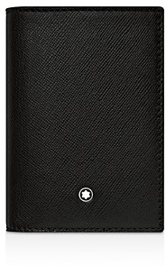 Montblanc Vertical Leather Card Case