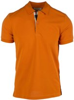 Burberry men's short sleeve t-shirt polo collar oxford US size 4043084