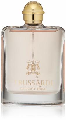 Trussardi | Delicate Rose | Eau de Toilette | Spray for Women | Floral Fresh Scent | 3.4 oz