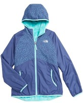 The North Face Girl's Breezeway Reversible Wind Jacket