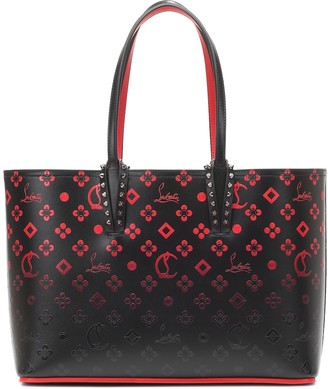 Christian Louboutin Cabata Small leather shopper