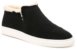 Lucky Brand Lyndyna Mid-Top Sneaker