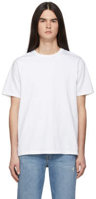 Frame White Heavyweight Classic Fit T-Shirt