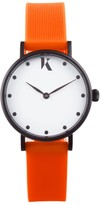 Ksana Neon Orange Vegan Watch - 30mm