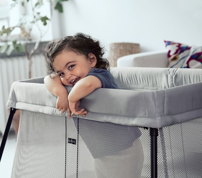 Thumbnail for your product : Pottery Barn Kids BABYBJORN Travel Crib Light
