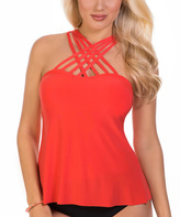 Magicsuit Tangerine Morgan Tankini Top