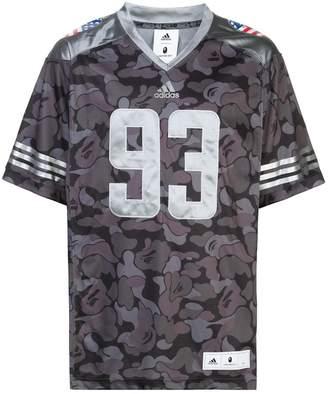 adidas x ABC camouflage football jersey