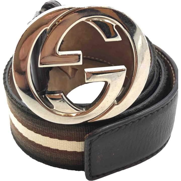 dcb4a34ff Gucci Men's Belts - ShopStyle