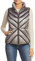 Andrew Marc Performance Chevron Puffer Vest