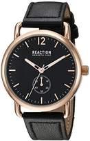 Kenneth Cole Reaction Women's Quartz Metal Casual Watch, Color:Black (Model: RK50101003)