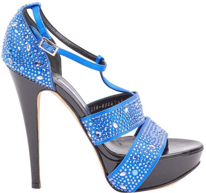 Gina Glitter sandals
