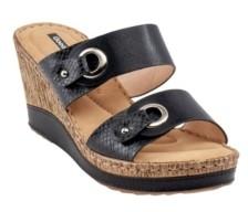 GC Shoes Merla Wedge Sandal Women's Shoes