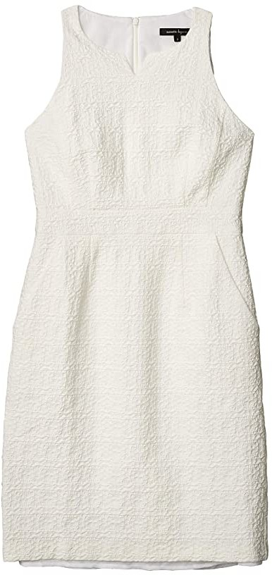Nanette Lepore Shimmy Shimmy Dress (Ivory) Women's Dress