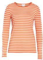 Akris Punto Stripe Wool Pullover