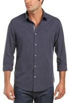 Original Penguin Woven Cotton-blend Shirt.
