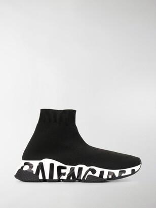 balenciaga trainers socks