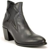 275 Central - 1421 - Block Heel Leather Bootie