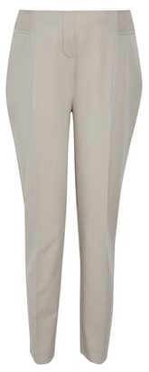 Dorothy Perkins Womens **Maternity Stone Underbump Pull On Trousers