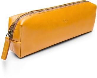 Bosca Italo Leather Pencil Case